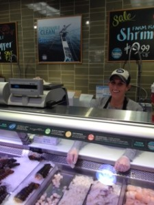 The fish monger that helped me with my 7 Fishes purchases was from Morristown, NJ.