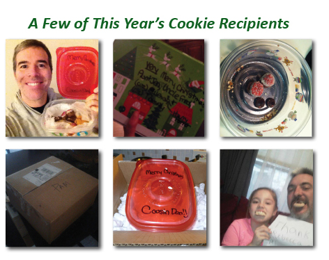 Cookie.Recipients